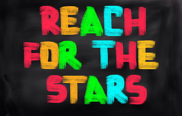 Reach For The Stars Concept