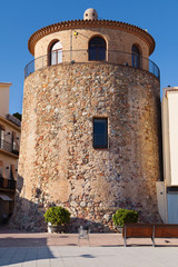 Port Tower of Cambrils