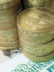 Focus on UK currency
