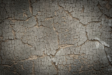 old cracked wall texture or background