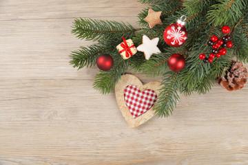 Herz Weihnachten