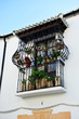 Balcón con reja, Ronda, Málaga, España - 72363701