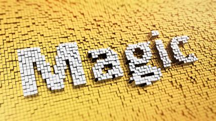 Pixelated Magic