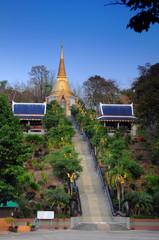 golden pagoda Thailand