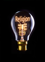 Religion, Faith concept
