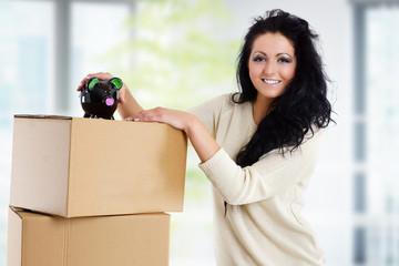 Sparen beim Wohnungswechsel