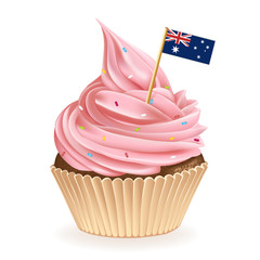 Australian Cupcake