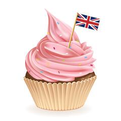 English Cupcake