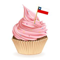 Chilean Cupcake