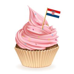 Croatian Cupcake