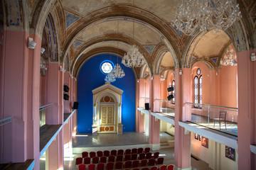 Jewish Synagogue at Ruzomberok, Slovakia