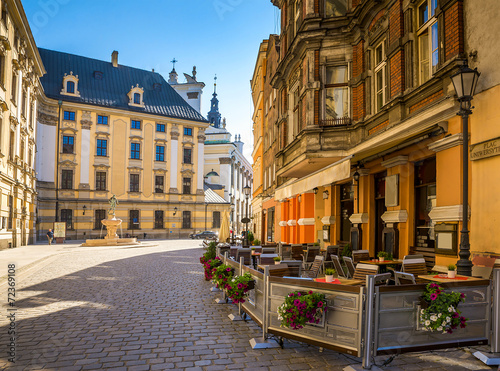 Wroclaw - Poland's historic center - 72369108