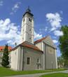 Varazdin - Cathedral of St. Mary to Heaven Ascended, Croatia