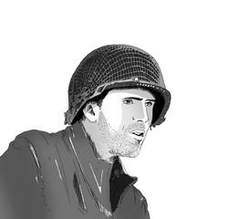 Soldat US