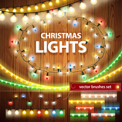 Christmas Lights Decorations Set