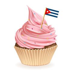 Cuban Cupcake
