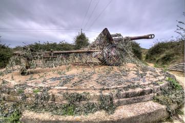 France, Obusier M55