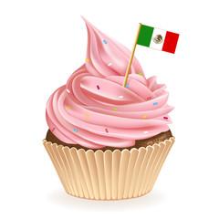 Mexican Cupcake