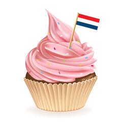 Dutch Cupcake