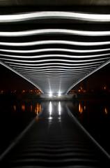 New modern bridge