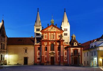 Prague St. George