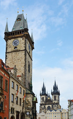 Old-town square, Prague