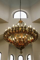 Big pending lamp