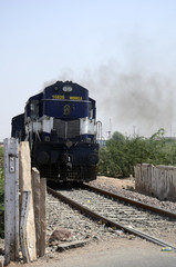 Train rajasthani
