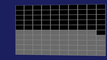 100個のモニター画面・RGBA・オーバーレイ用映像素材_5