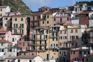Manarola Cinque Terre Ligurie Italie