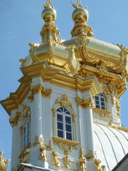 Peterhof bei Sankt Petersburg