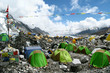 Tents at Everest Base Camp - 72382932