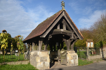 church lychgate
