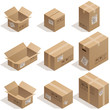 Cardboard boxes - 72384912