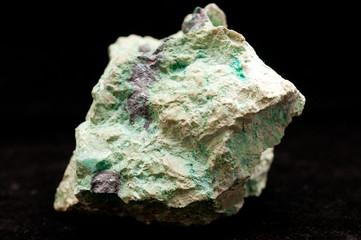 cuprite mineral sample