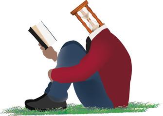il tempo e la lettura