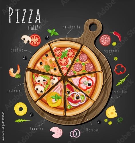 Pizza - 72393360