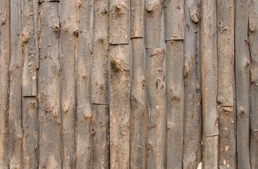 old wooden wall texture for background