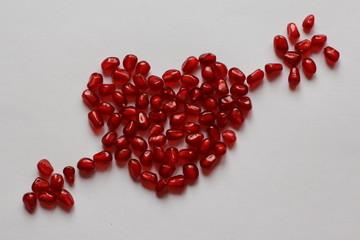 Сердце пронзенное стрелой