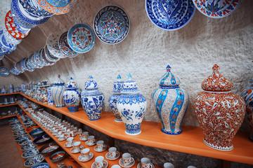 Ceramic art shop