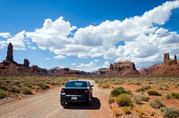 Road Trip Wüste USA
