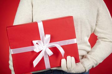 Hiding gift