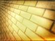 Ziegelsteinmauer - vintage...