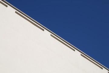 Edificio urbano e geometrie
