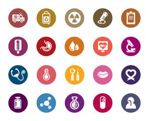 Medical Color Icon