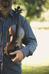 Io e il mio violino