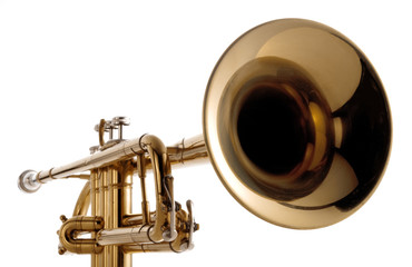 trumpet ,wideangle  view