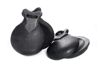 Two Spanish Castanets