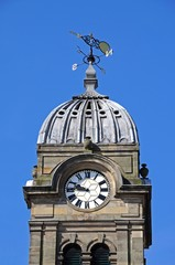Derby guild hall clock tower © Arena Photo UK