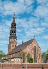 St. Catherine Church - Germany, Hamburg